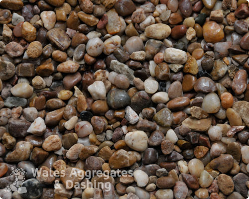 Dried Aggregates For Resin Bonding From Wales Aggregates